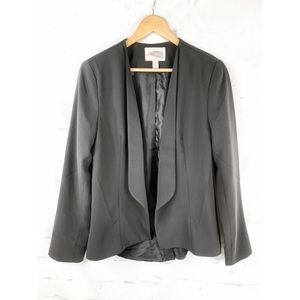 Forever 21 Woman's Open Blazer Charcoal Size M